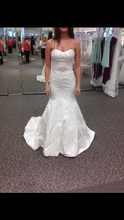 Load image into Gallery viewer, Oleg Cassini 'Petite Strapless' - Oleg Cassini - Nearly Newlywed Bridal Boutique - 1