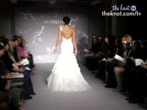 Jim Hjelm '8108' - Jim Hjelm - Nearly Newlywed Bridal Boutique - 2