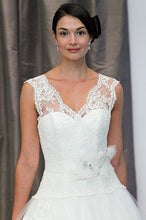 Load image into Gallery viewer, Judd Waddell Sleeveless Gown - Judd Waddell - Nearly Newlywed Bridal Boutique - 3