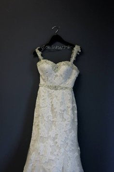 Justin Alexander '9720' - JUSTIN ALEXANDER - Nearly Newlywed Bridal Boutique - 5