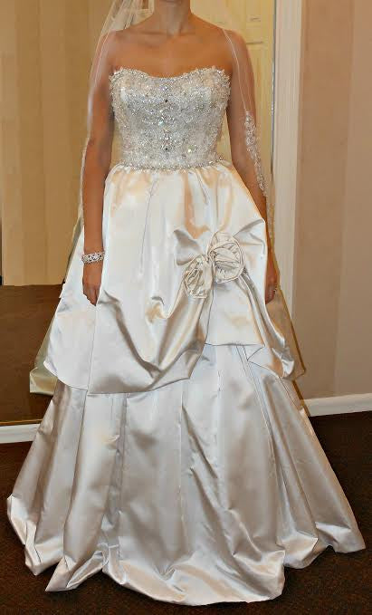 Kenneth Pool  'Alessandra' - Kenneth Pool - Nearly Newlywed Bridal Boutique - 3