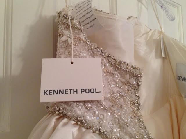 Kenneth Pool  'Alessandra' - Kenneth Pool - Nearly Newlywed Bridal Boutique - 7