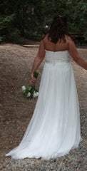 Galina '9WG3438' - Galina - Nearly Newlywed Bridal Boutique - 5