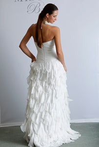 'Badgley Mischka 'Kiki' - Badgley Mischka - Nearly Newlywed Bridal Boutique - 4