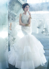 Lazaro '3301' - Lazaro - Nearly Newlywed Bridal Boutique - 5