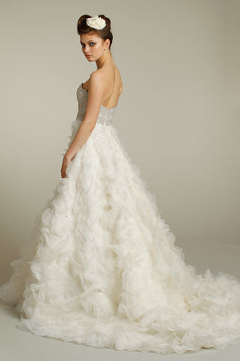 Lazaro '3161' - Lazaro - Nearly Newlywed Bridal Boutique - 3