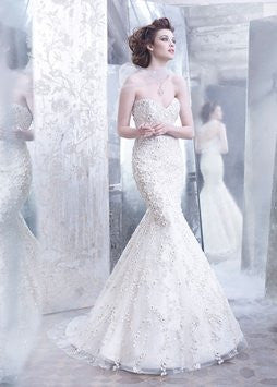 Lazaro LZ3254 - Lazaro - Nearly Newlywed Bridal Boutique - 2