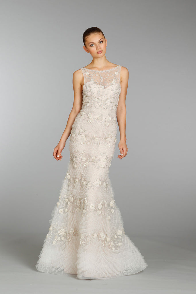 Lazaro '3362' - Lazaro - Nearly Newlywed Bridal Boutique - 5