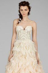 Lazaro #3450 - Lazaro - Nearly Newlywed Bridal Boutique - 1