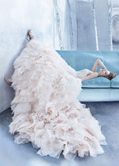Lazaro #3450 - Lazaro - Nearly Newlywed Bridal Boutique - 5
