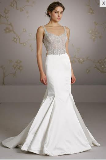 Lazaro '3052' - Lazaro - Nearly Newlywed Bridal Boutique - 2