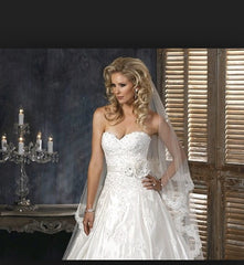Maggie Sottero 'Virginia' - Maggie Sottero - Nearly Newlywed Bridal Boutique - 5