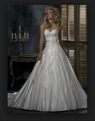 Maggie Sottero 'Virginia' - Maggie Sottero - Nearly Newlywed Bridal Boutique - 1