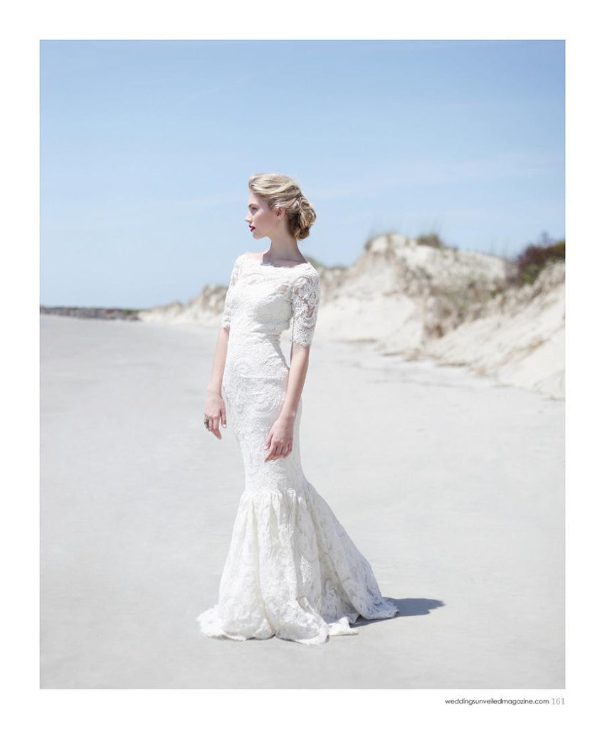 Marchesa 'Corded' - Marchesa - Nearly Newlywed Bridal Boutique - 1