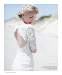 Marchesa 'Corded' - Marchesa - Nearly Newlywed Bridal Boutique - 2