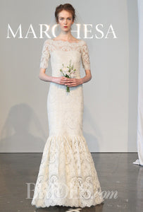 Marchesa 'Corded' - Marchesa - Nearly Newlywed Bridal Boutique - 3