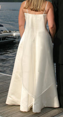 Justina McCaffrey 'Strapless' - justina mccaffrey haute couture - Nearly Newlywed Bridal Boutique - 2