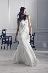 Melissa Sweet Eze Dress - Melissa Sweet - Nearly Newlywed Bridal Boutique - 3