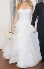 Monique Lhuillier 'Hazel' - Monique Lhuillier - Nearly Newlywed Bridal Boutique - 2