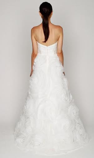 Monique Lhuillier Bliss #1206 - Monique Lhuillier - Nearly Newlywed Bridal Boutique - 3