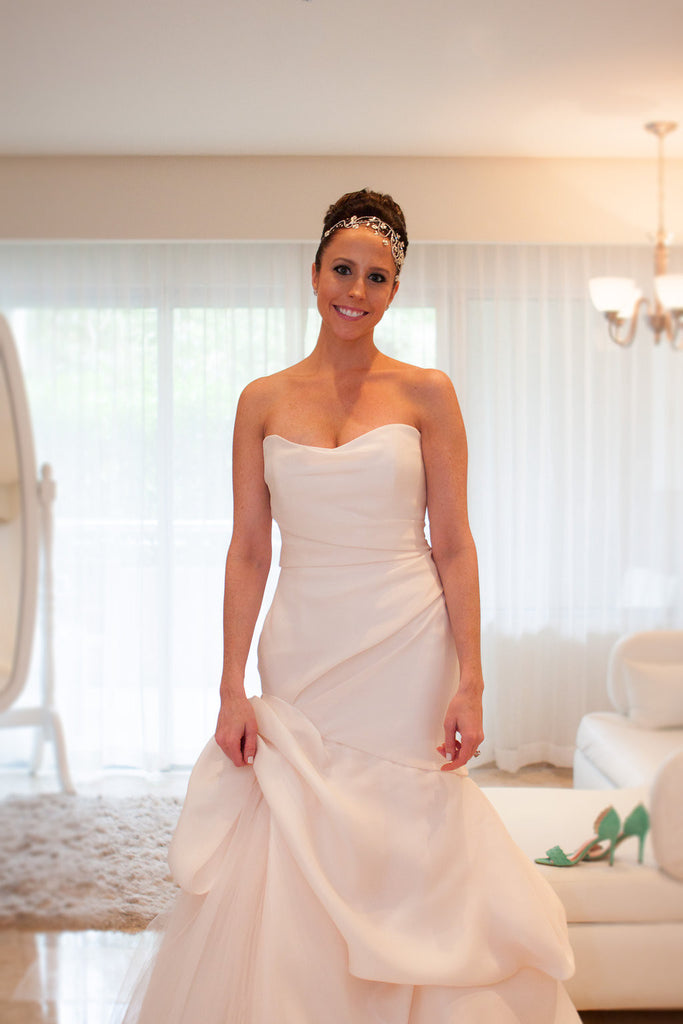 Monique Lhuillier 'Madison' - Monique Lhuillier - Nearly Newlywed Bridal Boutique - 4