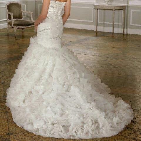 Mori Lee '1619' - Mori Lee - Nearly Newlywed Bridal Boutique - 9