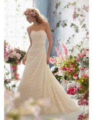 Mori Lee 'Voyage 6763' - Mori Lee - Nearly Newlywed Bridal Boutique - 4