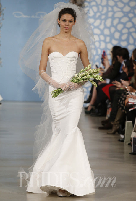 Oscar de la Renta 'Addison' - Oscar de la Renta - Nearly Newlywed Bridal Boutique - 1