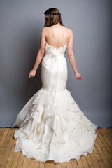 Rivini Balia Mermaid Wedding Dress - Rivini - Nearly Newlywed Bridal Boutique - 2