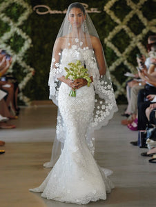 Oscar De La Renta '44E10' - Oscar de la Renta - Nearly Newlywed Bridal Boutique