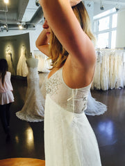 Elizabeth Fillmore 'Peri 4705' - Elizabeth Fillmore - Nearly Newlywed Bridal Boutique - 2