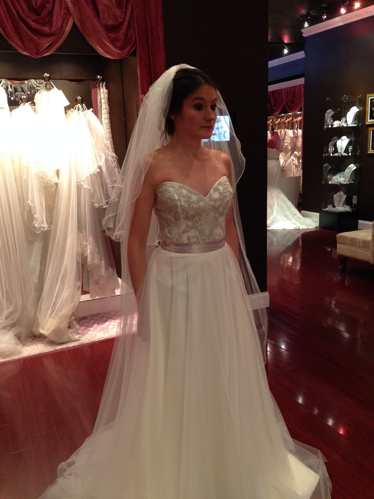 Winnie Couture 'Sydelle' - Winnie Couture - Nearly Newlywed Bridal Boutique - 2