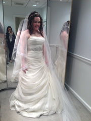 Pnina Tornai '4173' - Pnina Tornai - Nearly Newlywed Bridal Boutique - 2