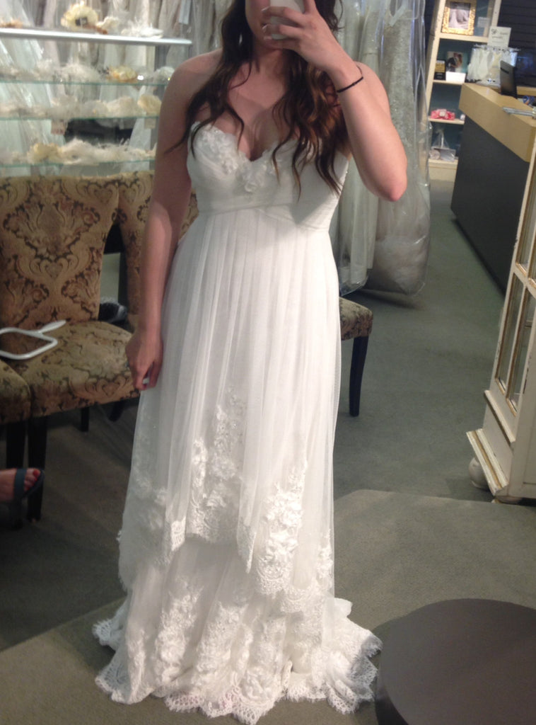 Watters 'Jasmine' - Watters - Nearly Newlywed Bridal Boutique - 3