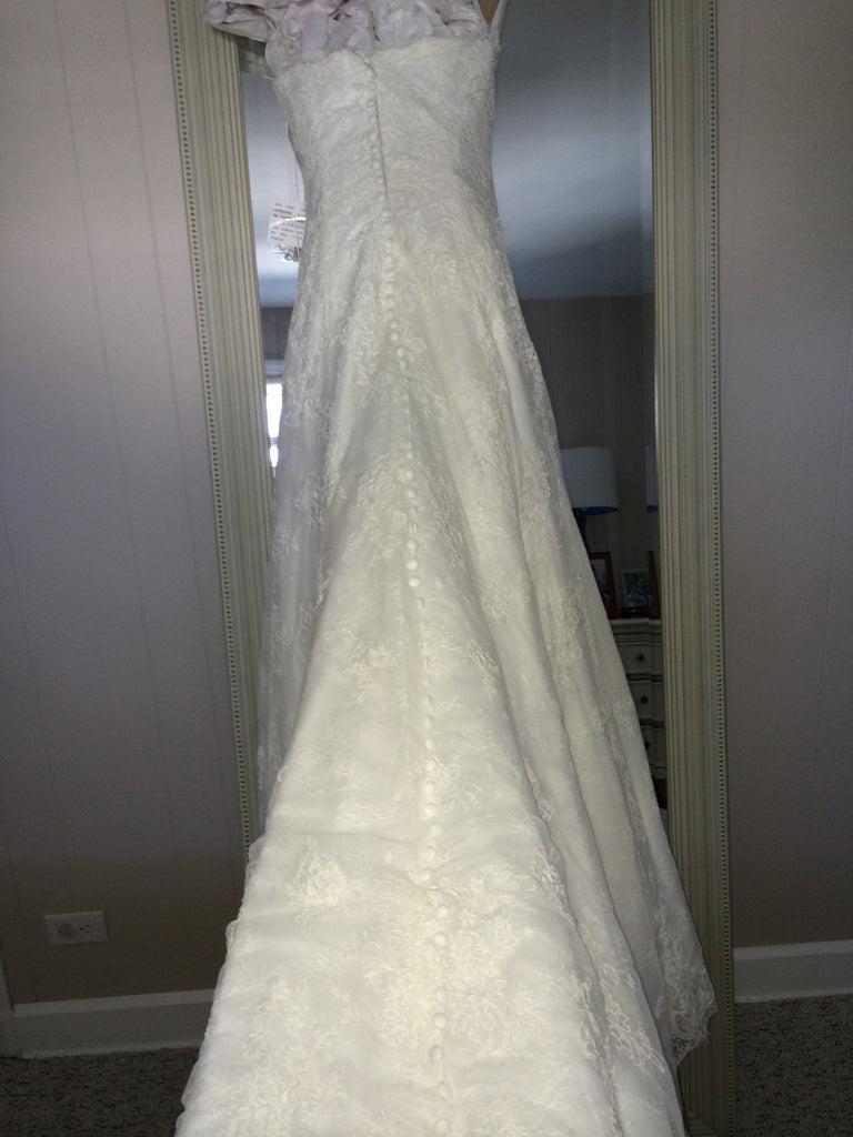 Monique Lhuillier 'Bliss' - Monique Lhuillier - Nearly Newlywed Bridal Boutique - 2