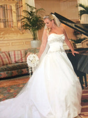 Kenneth Pool 'Aria' - Kenneth Pool - Nearly Newlywed Bridal Boutique - 1