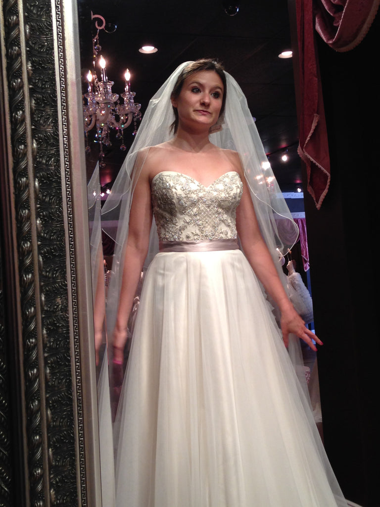 Winnie Couture 'Sydelle' - Winnie Couture - Nearly Newlywed Bridal Boutique - 4