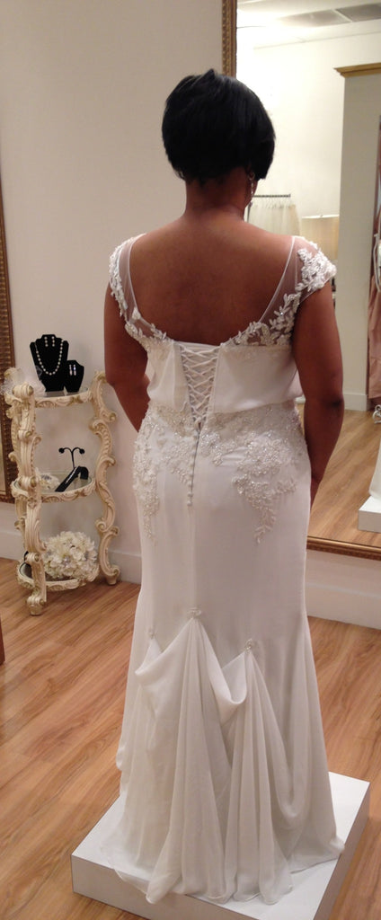 Enzoani 'Harlem' - Enzoani - Nearly Newlywed Bridal Boutique - 2