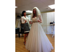 Kenneth Pool 'Amour' - Kenneth Pool - Nearly Newlywed Bridal Boutique - 3