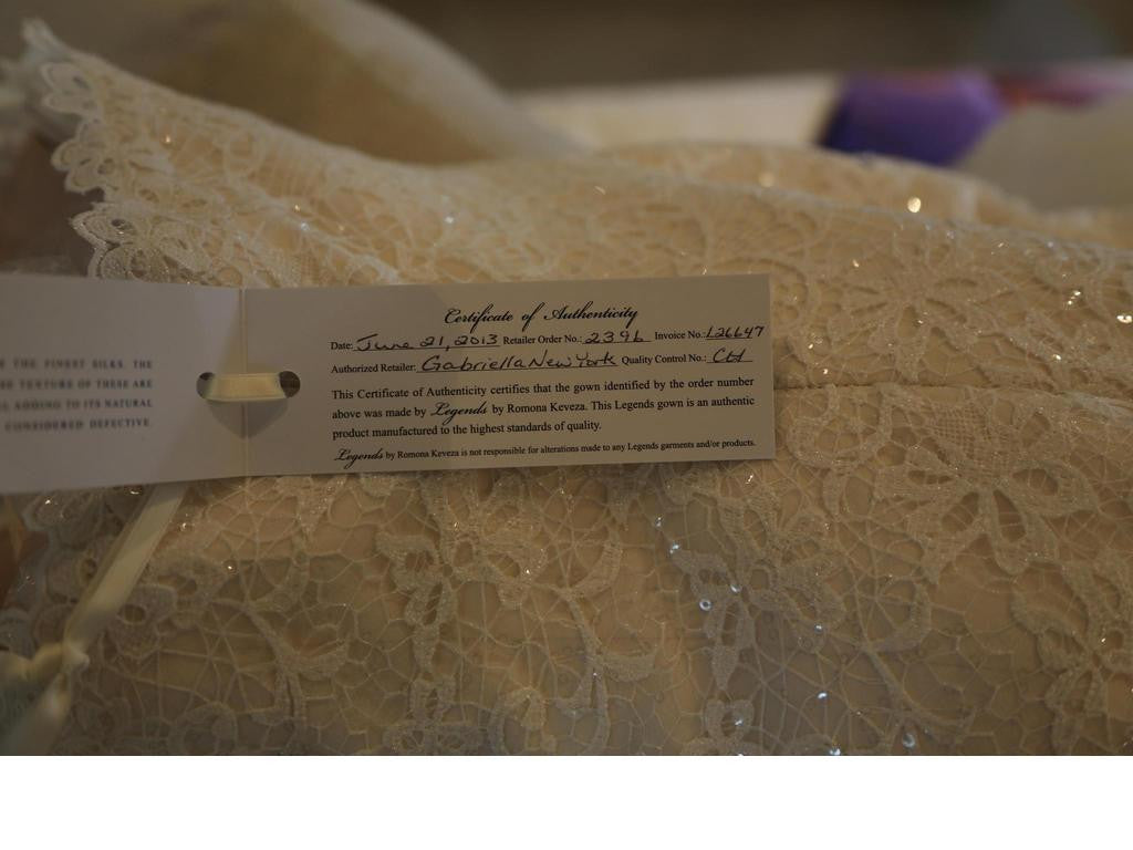 Romona Keveza '315' - Romona Keveza - Nearly Newlywed Bridal Boutique - 5