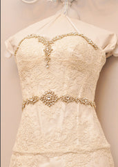 Pnina Tornai P74093x Lace Wedding Dress - Pnina Tornai - Nearly Newlywed Bridal Boutique - 2
