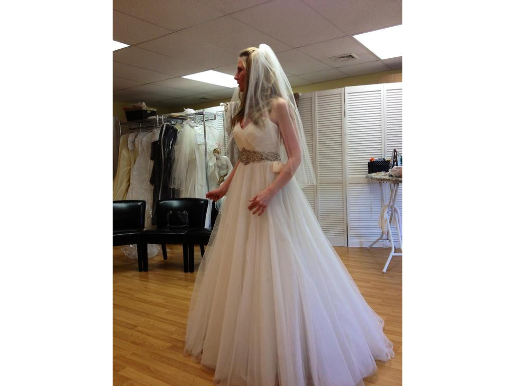 Kenneth Pool 'Amour' - Kenneth Pool - Nearly Newlywed Bridal Boutique - 2