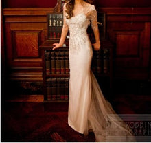 Load image into Gallery viewer, Marchesa 'Poppy' - Marchesa - Nearly Newlywed Bridal Boutique - 3