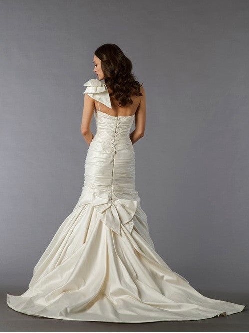 Pnina Tornai 14107BG - Pnina Tornai - Nearly Newlywed Bridal Boutique - 4