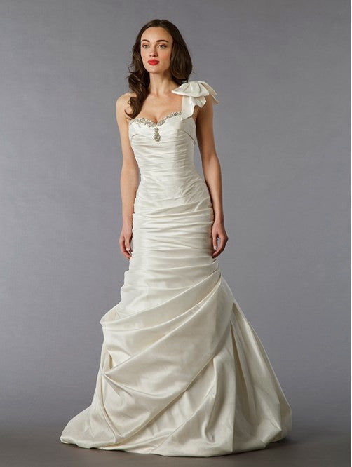 Pnina Tornai 14107BG - Pnina Tornai - Nearly Newlywed Bridal Boutique - 5