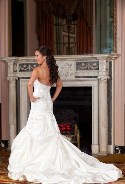 Pnina Tornai style #792 - Pnina Tornai - Nearly Newlywed Bridal Boutique - 3