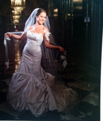 Pnina Tornai style #792 - Pnina Tornai - Nearly Newlywed Bridal Boutique - 4