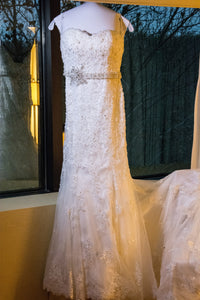 Maggie Sottero 'Tracey' - Maggie Sottero - Nearly Newlywed Bridal Boutique - 4