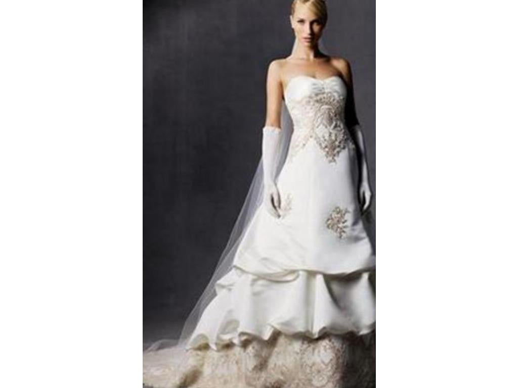 Oleg Cassini '239' - Oleg Cassini - Nearly Newlywed Bridal Boutique - 2
