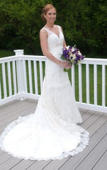 Allure Bridals '8634' - Allure Bridals - Nearly Newlywed Bridal Boutique - 5